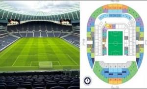 Video: Tottenham Hotspur Reveal Season Ticket Prices For Their New Stadium